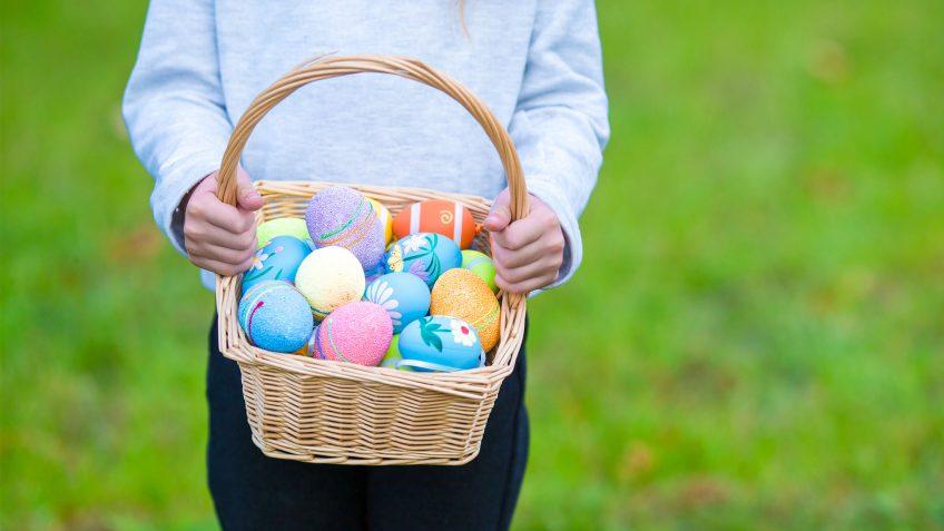 Child custody arrangements over Easter